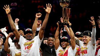 Photo of Toronto Raptors são os novos campeões da NBA