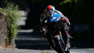 Photo of Motociclista morre na corrida TT da Ilha de Man