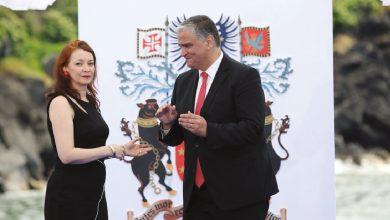 Photo of Professora da Universidade de York recebe Insígnia de Mérito Profissional do Governo dos Açores