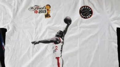 Photo of Fake Toronto Raptors merch sparks 'intense' cat-and-mouse game between sellers, investigators