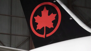 Photo of Air Canada reviewing how crew left sleeping passenger on plane