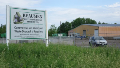 Photo of Recycling plant's closure leaves Ottawa Valley towns scrambling