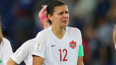 Photo of 5th-ranked Canada eliminated by Sweden in round of 16