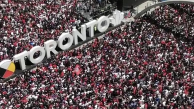 Photo of 'Brazen' drone footage of Raptors parade 'a slap in the face' to professional operators, pilot instructor says