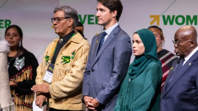 Photo of 'Gender equality is under attack': Justin Trudeau opens Women Deliver conference in Vancouver