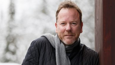 Photo of Stop using my grandpa's name, actor Kiefer Sutherland tells Doug Ford