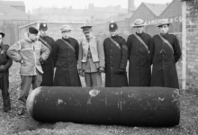 Photo of This company helps clear WW II-era bombs off the sea floor to make way for wind farms