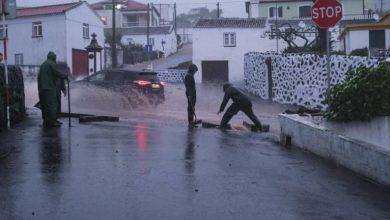 Photo of Nove pessoas tiveram de ser realojadas na ilha Terceira