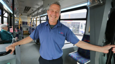 Photo of This Brampton, Ont., bus driver is delighting passengers with the Punjabi he's picked up along the way