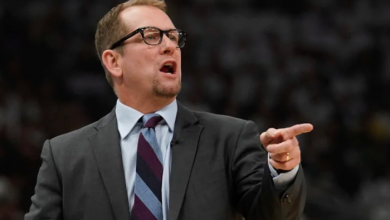 Photo of Raptors coach Nick Nurse to lead Canada's men's national team at FIBA World Cup