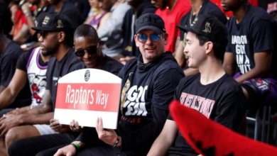 Photo of The Raptors are getting their very own street in downtown Toronto
