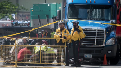 Photo of 4 people shot during Raptors rally at Nathan Phillips Square