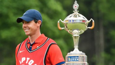 Photo of Rory McIlroy runs away with Canadian Open title