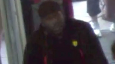 Photo of Police release images of man wanted for stabbings at Raptors' victory parade