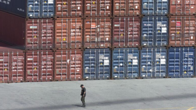 Photo of Statistics Canada says trade deficit in April shrank to $966 million