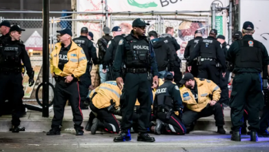Photo of Charges laid after Yonge-Dundas shooting during Raptors victory celebration