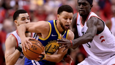 Photo of Battle-tested Warriors punch back to sink Raptors in Game 2