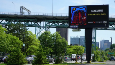 Photo of National billboard campaign honours missing and murdered Indigenous women
