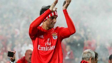 """Photo of João Félix deixa mensagem emotiva: """"Nunca esquecerei o Benfica"""""""