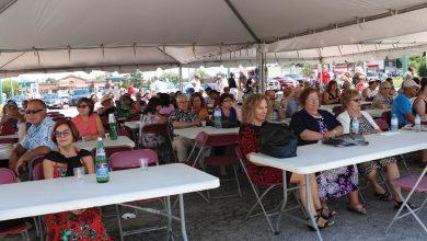Photo of 1º Dia Cultural no PCCM Comida, convívio e muita música