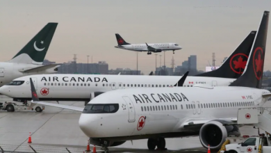 Photo of Air Canada reports $1.05B first-quarter loss due to impact of COVID-19 pandemic
