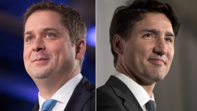 Photo of Conservatives 'declaring war on Canada Food Guide' like they did on long-form census, Trudeau says
