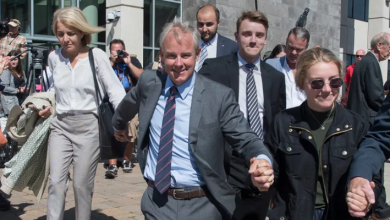 Photo of Dennis Oland not guilty of murder in retrial over 2011 death of multimillionaire father
