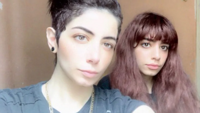 Photo of Saudi sisters who fled allegedly abusive father seek asylum in Canada