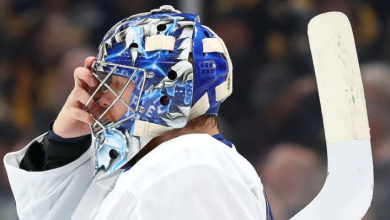 Photo of Leafs goalie Andersen reflects on Toronto's off-season roster moves