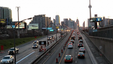 Photo of Busy Gardiner Expressway off-ramp to close for repairs
