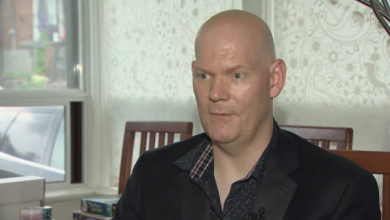 Photo of Toronto man disputes Canada Post's claim that 'security issues' are partly to blame for missed deliveries