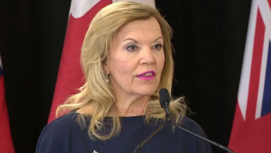 Photo of Christine Elliott downplays Premier Ford's promise to end hallway medicine in 1 year