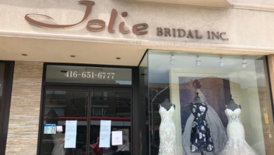 Photo of Brides-to-be scrambling after Toronto bridal store closes its doors without notice