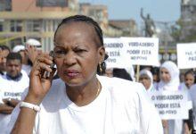 Photo of Moçambique: Alice Mabota teme pela sua segurança