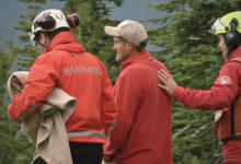 Photo of Vancouver Island hiker recounts 5-day survival ordeal