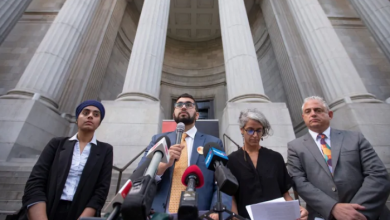 Photo of Civil rights groups file leave to appeal judge's refusal to freeze parts of Quebec's religious symbols law