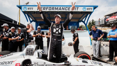 Photo of Simon Pagenaud tops field to win Indy Toronto