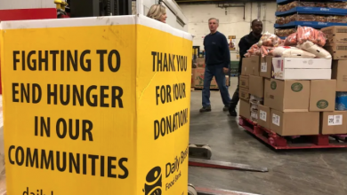 Photo of Food bank map helps politicians see hunger in their own backyard