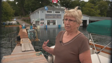 Photo of Small businesses, residences on Great Lakes being 'destroyed' by high water this summer