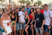 Photo of Messi alvo de tentativa de agressão em Ibiza