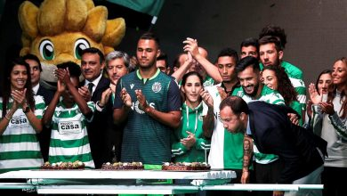 Photo of Sporting apresenta nova camisola
