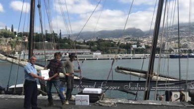 Photo of Veleiro britânico faz escala no Funchal para promover Vinho Madeira