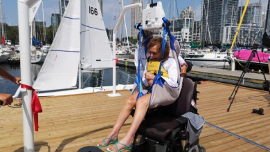 Photo of How this sailing program is changing the lives of people with disabilities