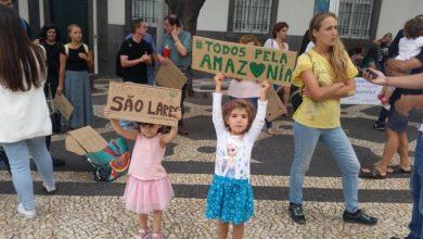 Photo of Madeirenses associam-se a manifestações em defesa da Amazónia