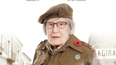 Photo of 'I wanted to be right in the action': Maxine Bredt, 99, is the face of Veterans' Week