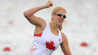 Photo of Canadian sprint canoer Laurence Vincent-Lapointe tests positive for banned substance