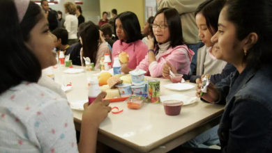 Photo of Canadian school kids' diet changes are 'definitely good news'