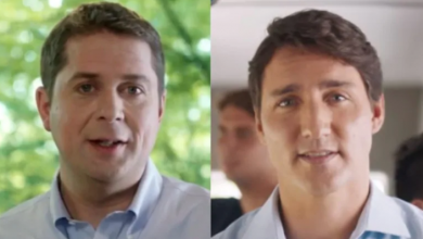 Photo of Liberals ask voters to 'choose forward' while Tories vow to help Canadians 'get ahead' in new campaign ads