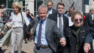 Photo of Crown will not appeal Dennis Oland's murder acquittal