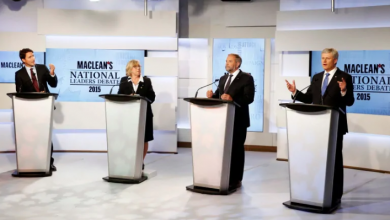 Photo of Maxime Bernier excluded from federal leaders' election debate